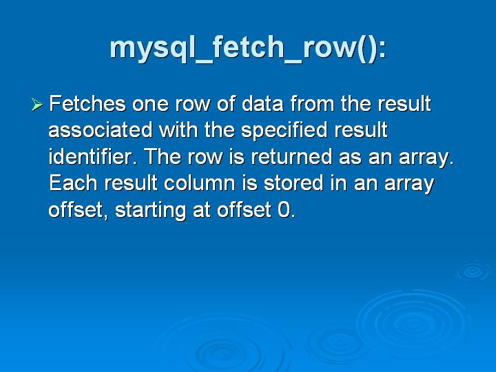 28_mysql_fetch_row()