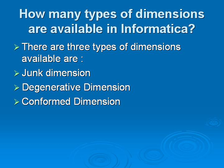 Informatica Interview Questions (12)