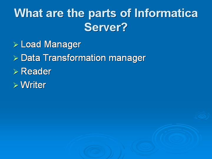 Informatica Interview Questions (72)