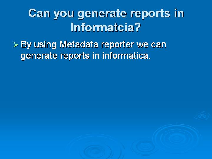 informatica powercenter interview questions and answers pdf
