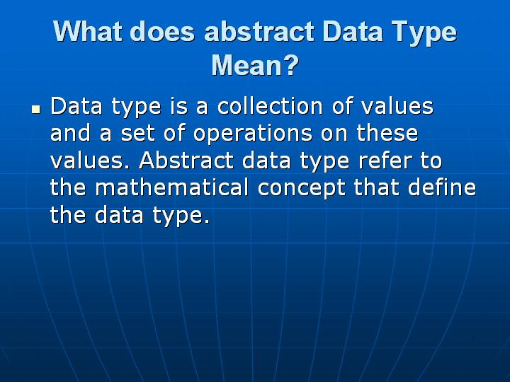 important data structures interview questions with answers