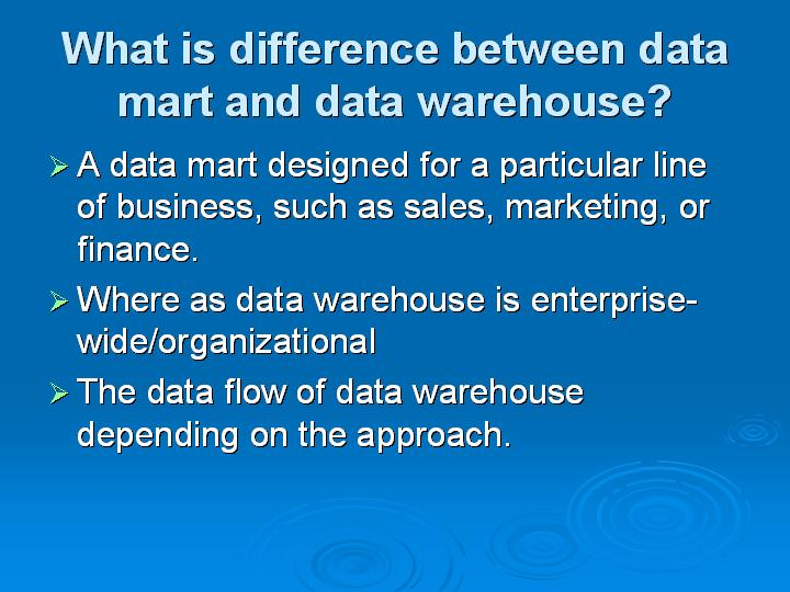 compare and contrast data warehouses and transactional databases Administration, security, stored procedures, triggers, transactions, functions, data mining, data warehousing,  advanced database  compare and contrast .