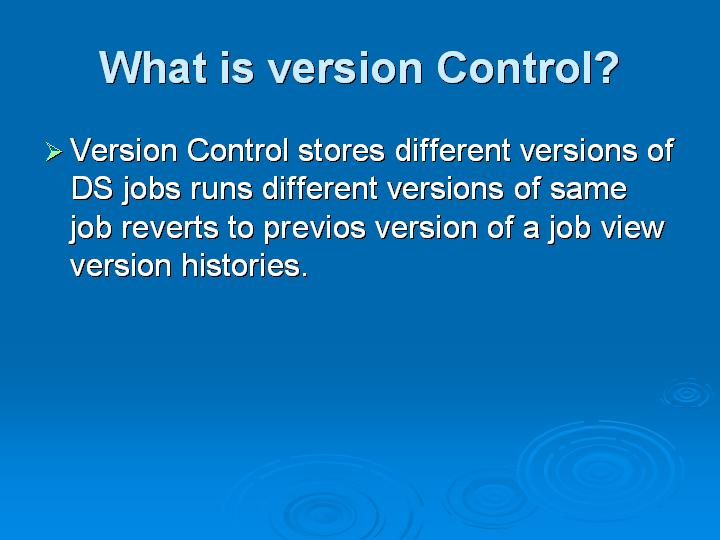 9_What is version Control