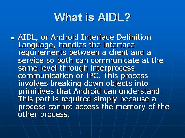 37_What is AIDL