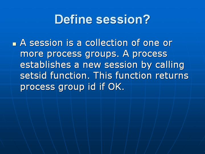 3_Define session